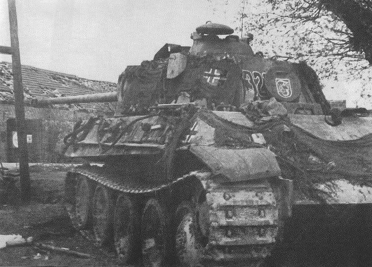 Panther, 10th SS Frundsberg Div. Frunds10