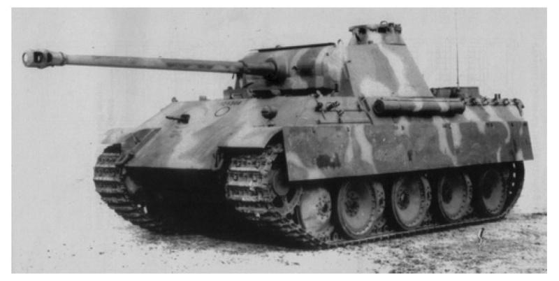 Panther, 10th SS Frundsberg Div. Man_de10
