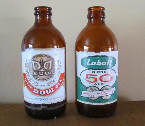 Mes dernières trouvailles des anciennes brasseries du Québec... Beer-010