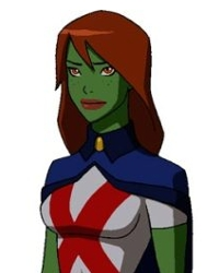 Miss Martian, l'Héritage Blanc Miss10