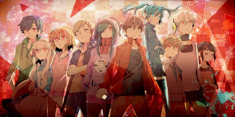 Kagerou Days bientôt en anime ! 20120810