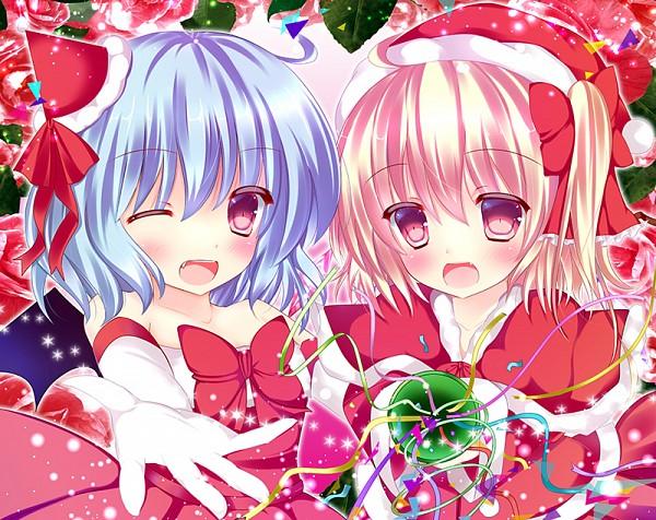 Cadeaux de Noël!=D Touhou12