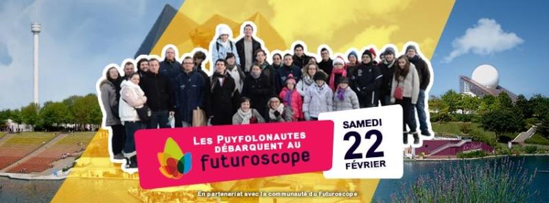 Rencontres avec Puyfolonaute : 21/12 au Puy du Fou & 22/02/2014 au Futuro 15060310