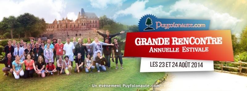 Rencontre Puy du Fou - 23 & 24 août 2014 Rencon10