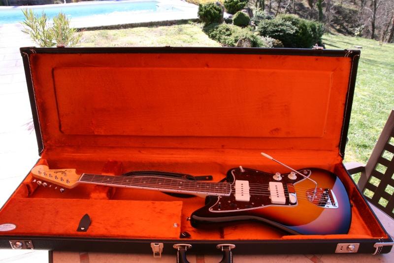 Fender JAZZMASTER Jazzma11