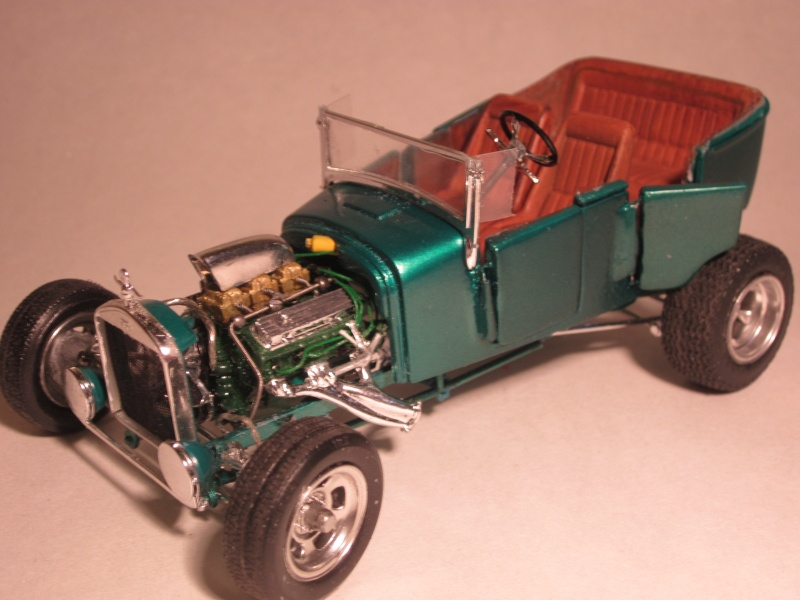 1927 T touring '' GREEN T '' Img_4431