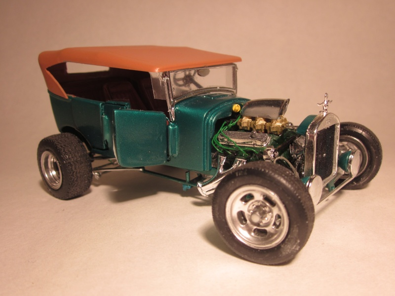 1927 T touring '' GREEN T '' Img_4510