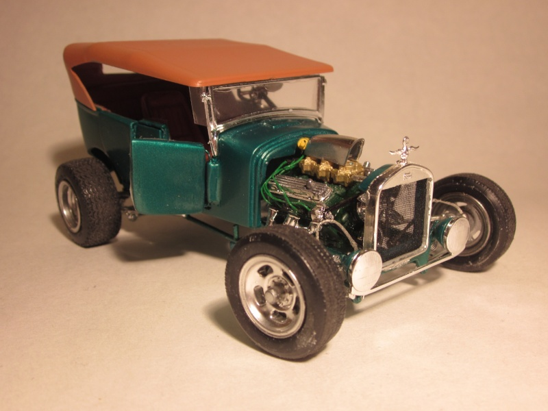 1927 T touring '' GREEN T '' Img_4513