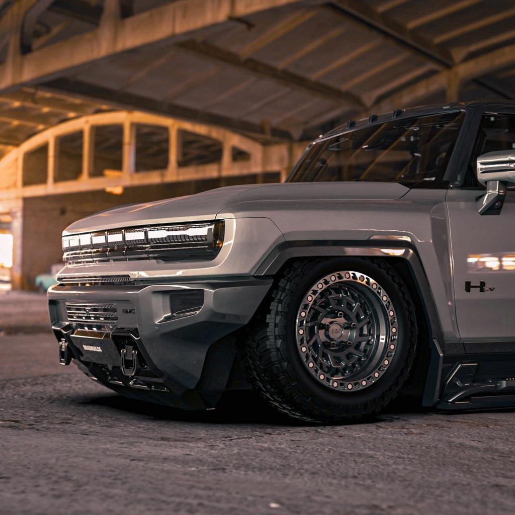 Voilà le nouveau Hummer est arrivé ; GM dévoile le Hummer EV en tant que `` premier supertruck au monde '' pour 112600 $ à partir de 2021 - Page 8 09514d10
