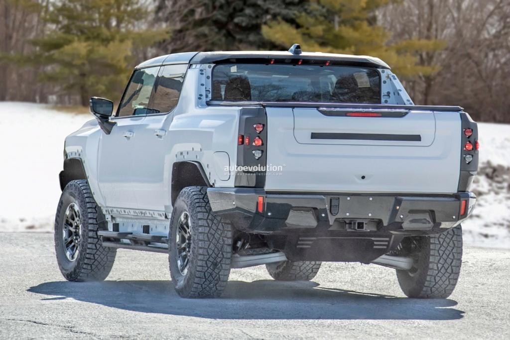 Voilà le nouveau Hummer est arrivé ; GM dévoile le Hummer EV en tant que `` premier supertruck au monde '' pour 112600 $ à partir de 2021 - Page 3 10ae9010
