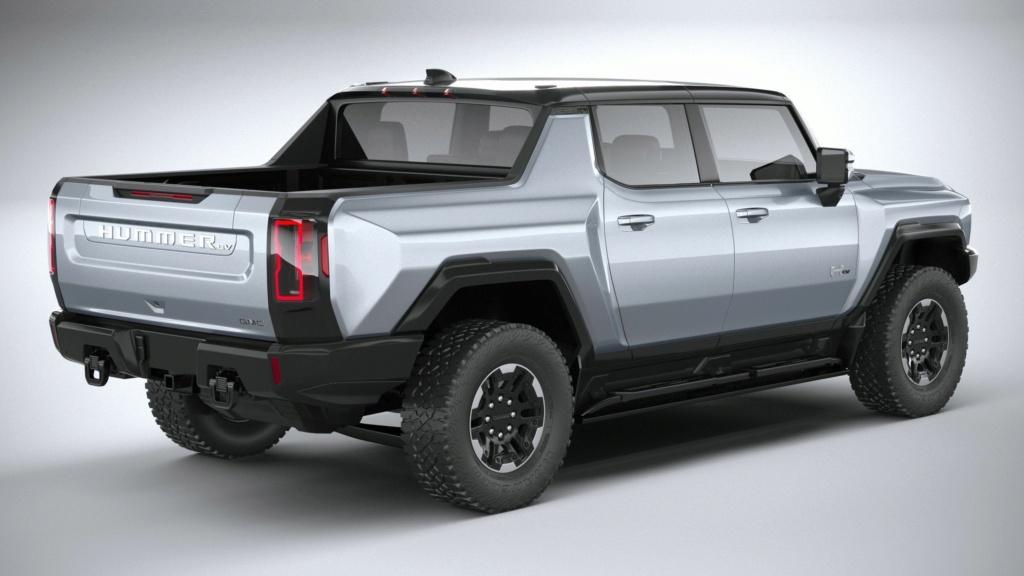 Voilà le nouveau Hummer est arrivé ; GM dévoile le Hummer EV en tant que `` premier supertruck au monde '' pour 112600 $ à partir de 2021 - Page 2 10d1be10