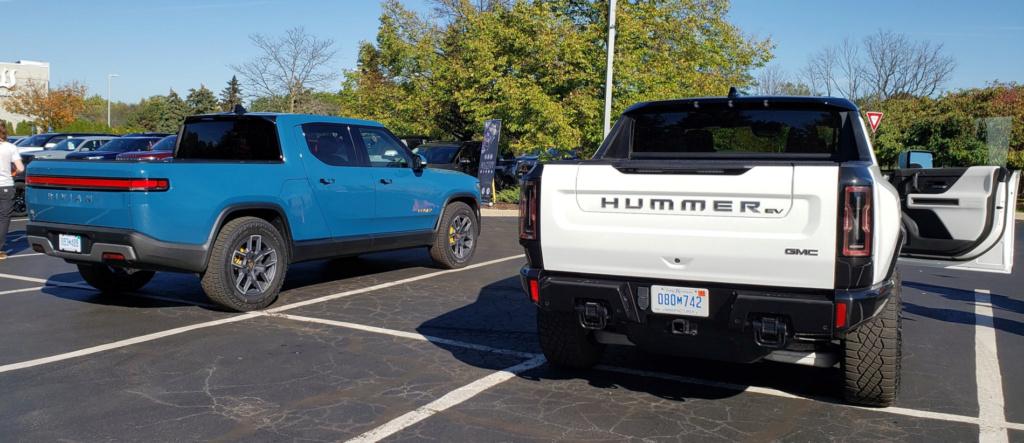Voilà le nouveau Hummer est arrivé ; GM dévoile le Hummer EV en tant que `` premier supertruck au monde '' pour 112600 $ à partir de 2021 - Page 9 16346610