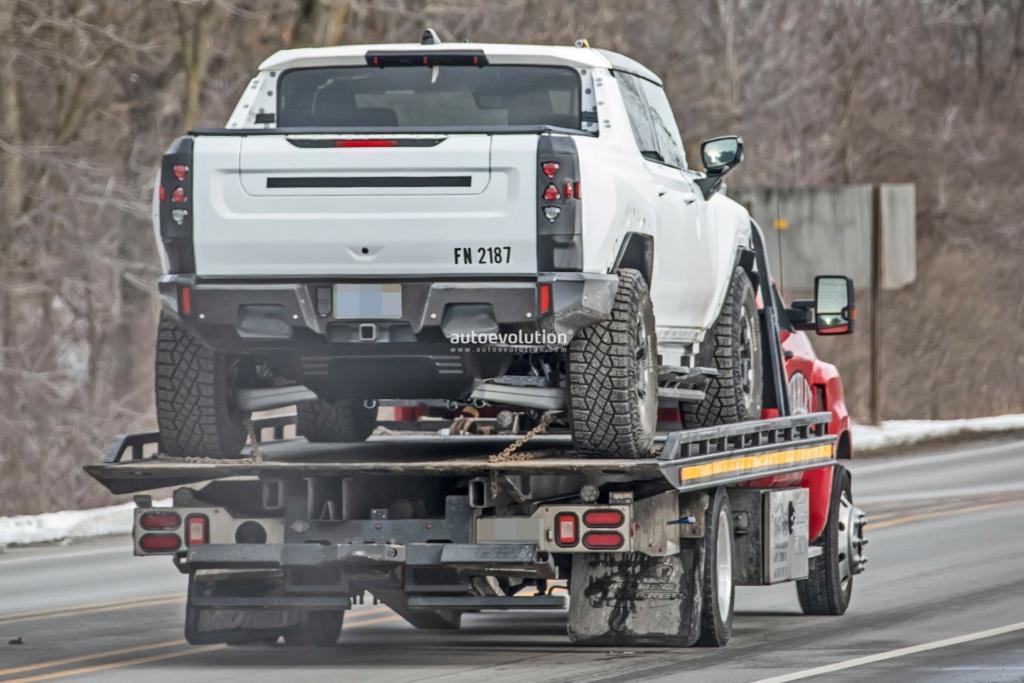 Voilà le nouveau Hummer est arrivé ; GM dévoile le Hummer EV en tant que `` premier supertruck au monde '' pour 112600 $ à partir de 2021 - Page 3 421a5310