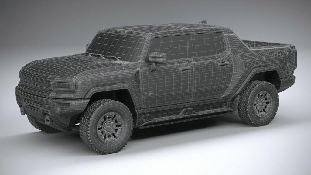 Voilà le nouveau Hummer est arrivé ; GM dévoile le Hummer EV en tant que `` premier supertruck au monde '' pour 112600 $ à partir de 2021 - Page 2 48732210