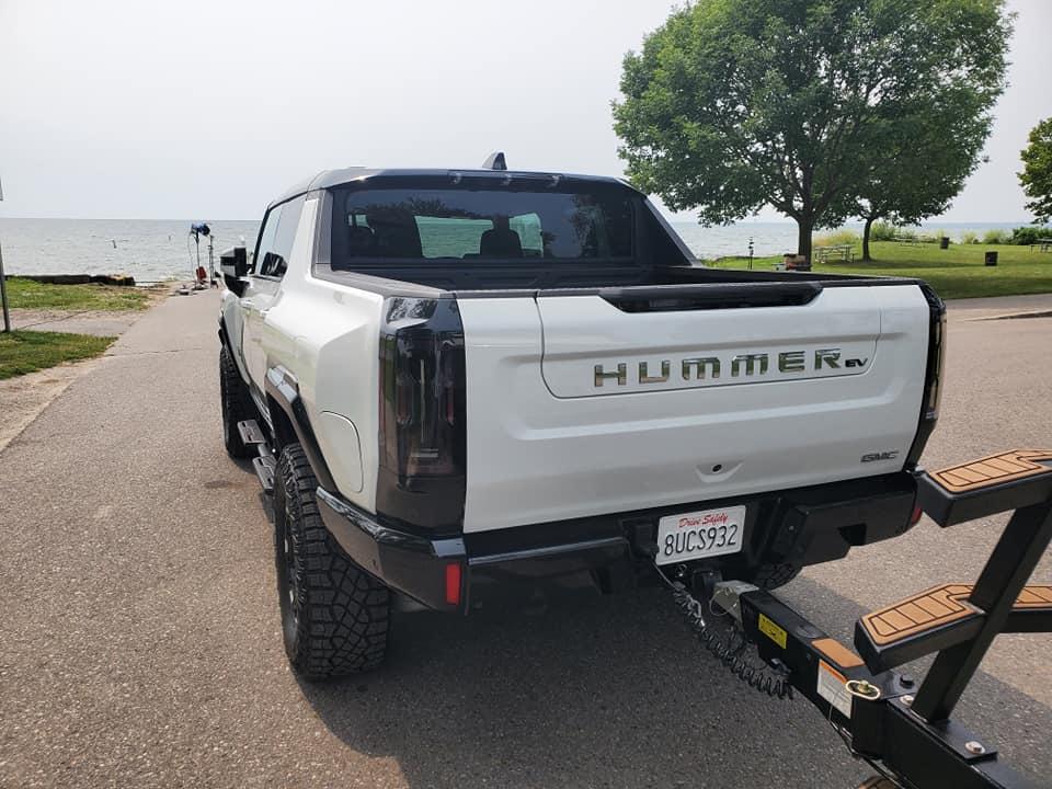 Voilà le nouveau Hummer est arrivé ; GM dévoile le Hummer EV en tant que `` premier supertruck au monde '' pour 112600 $ à partir de 2021 - Page 8 4b190110