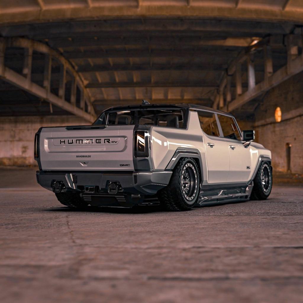 Voilà le nouveau Hummer est arrivé ; GM dévoile le Hummer EV en tant que `` premier supertruck au monde '' pour 112600 $ à partir de 2021 - Page 8 4c175610