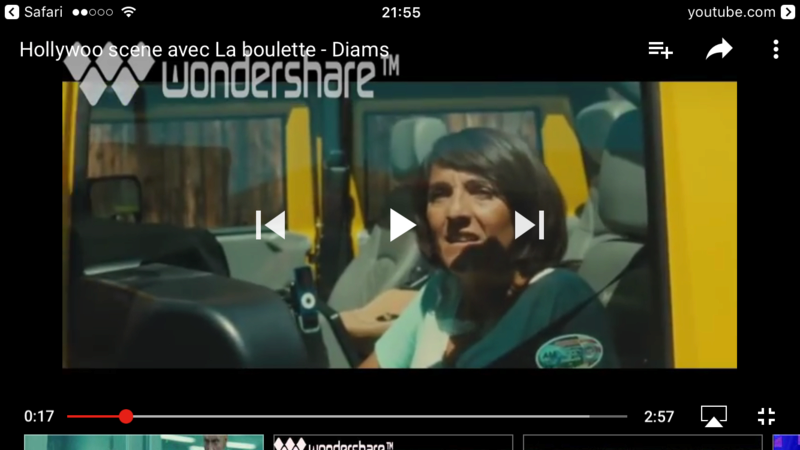un peu d'humour avec cet extrait du Film Hollywoo et un Hummer H1 open top jaune 720a1e10
