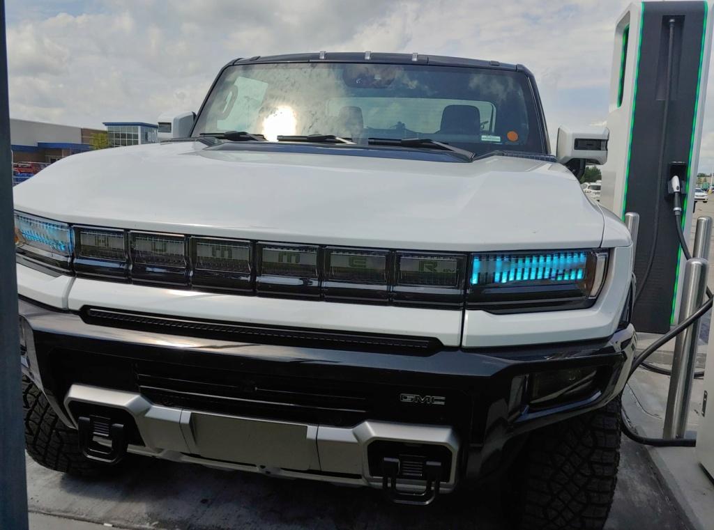 Voilà le nouveau Hummer est arrivé ; GM dévoile le Hummer EV en tant que `` premier supertruck au monde '' pour 112600 $ à partir de 2021 - Page 8 78648410