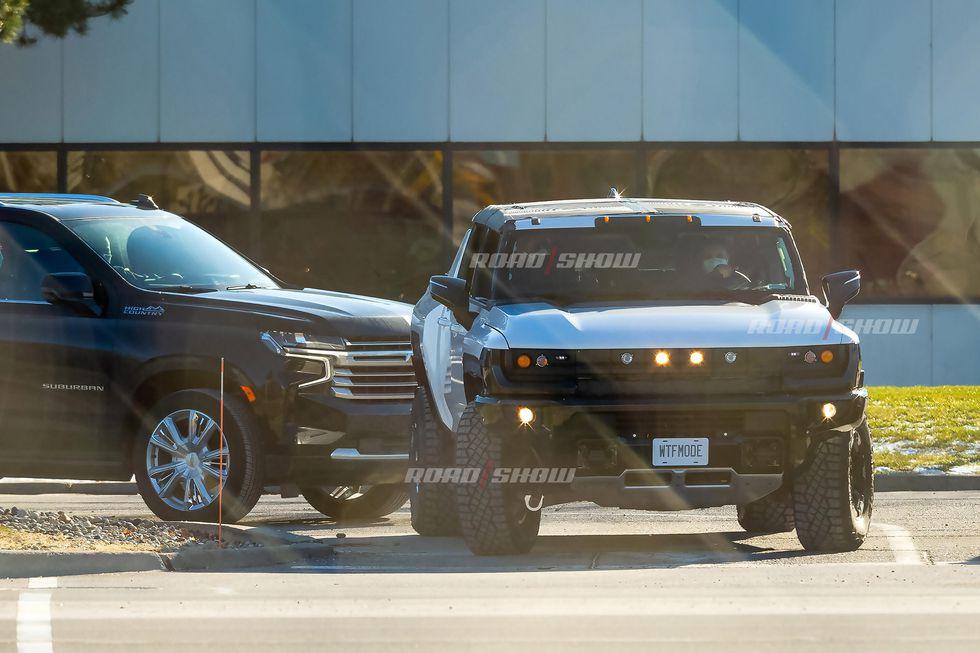 Voilà le nouveau Hummer est arrivé ; GM dévoile le Hummer EV en tant que `` premier supertruck au monde '' pour 112600 $ à partir de 2021 - Page 2 7d464610