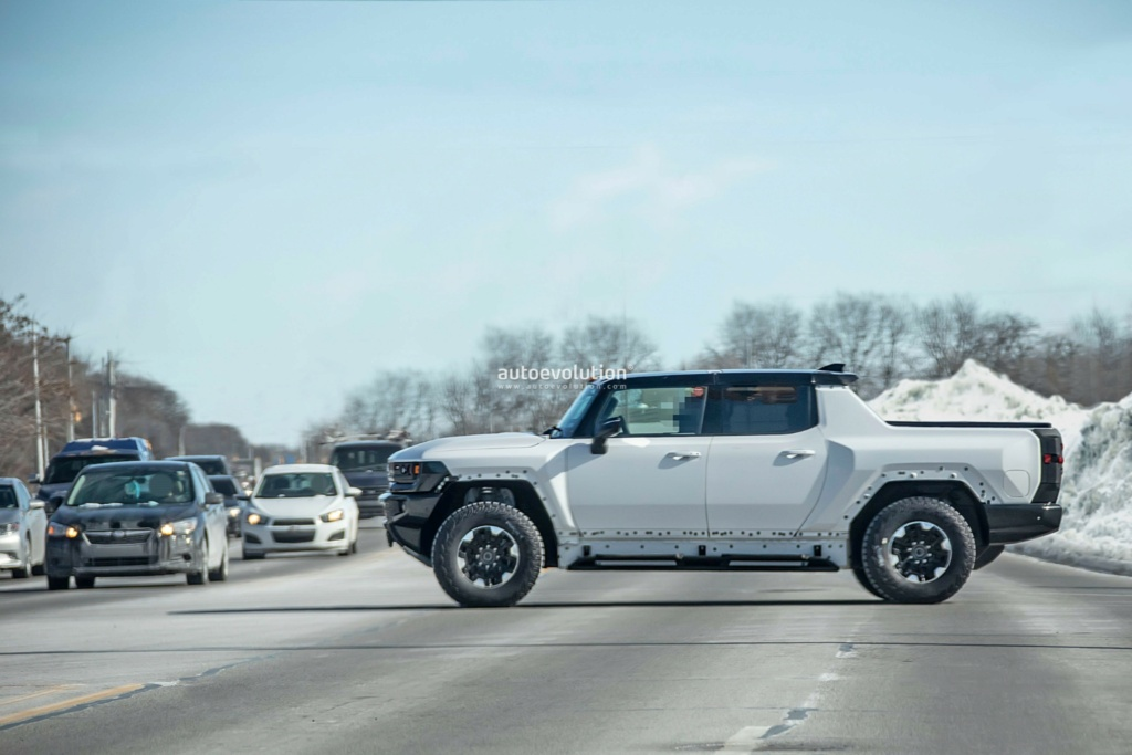 Voilà le nouveau Hummer est arrivé ; GM dévoile le Hummer EV en tant que `` premier supertruck au monde '' pour 112600 $ à partir de 2021 - Page 3 9e9b5e10