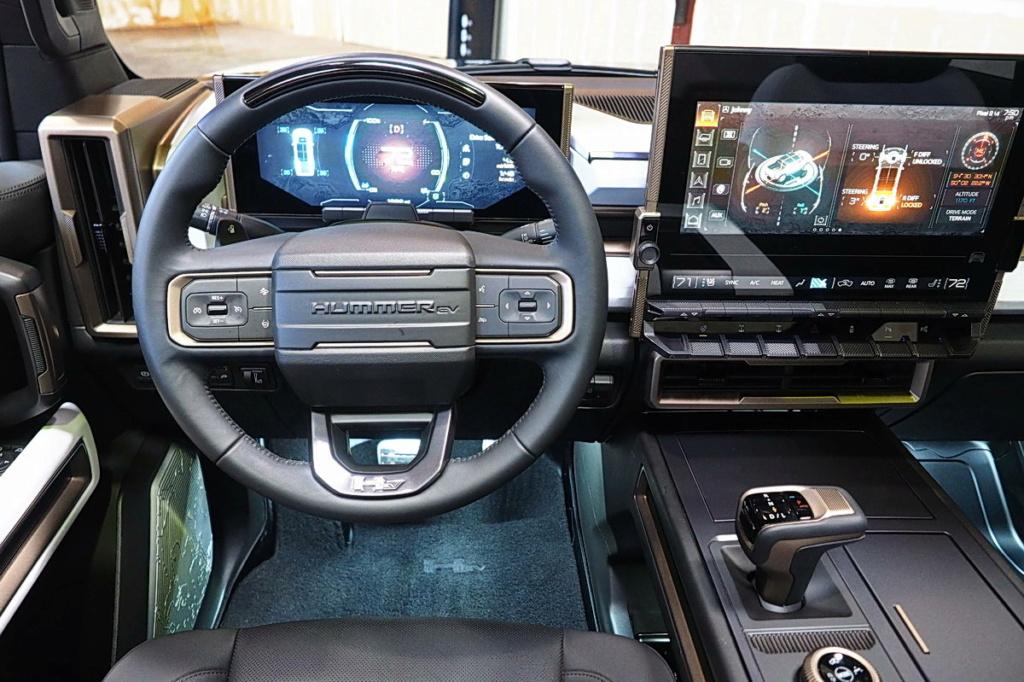 Voilà le nouveau Hummer est arrivé ; GM dévoile le Hummer EV en tant que `` premier supertruck au monde '' pour 112600 $ à partir de 2021 - Page 2 9e9e2610