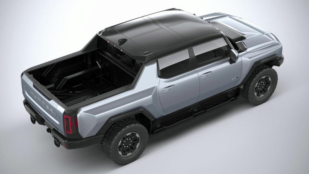 Voilà le nouveau Hummer est arrivé ; GM dévoile le Hummer EV en tant que `` premier supertruck au monde '' pour 112600 $ à partir de 2021 - Page 2 9f4c3510
