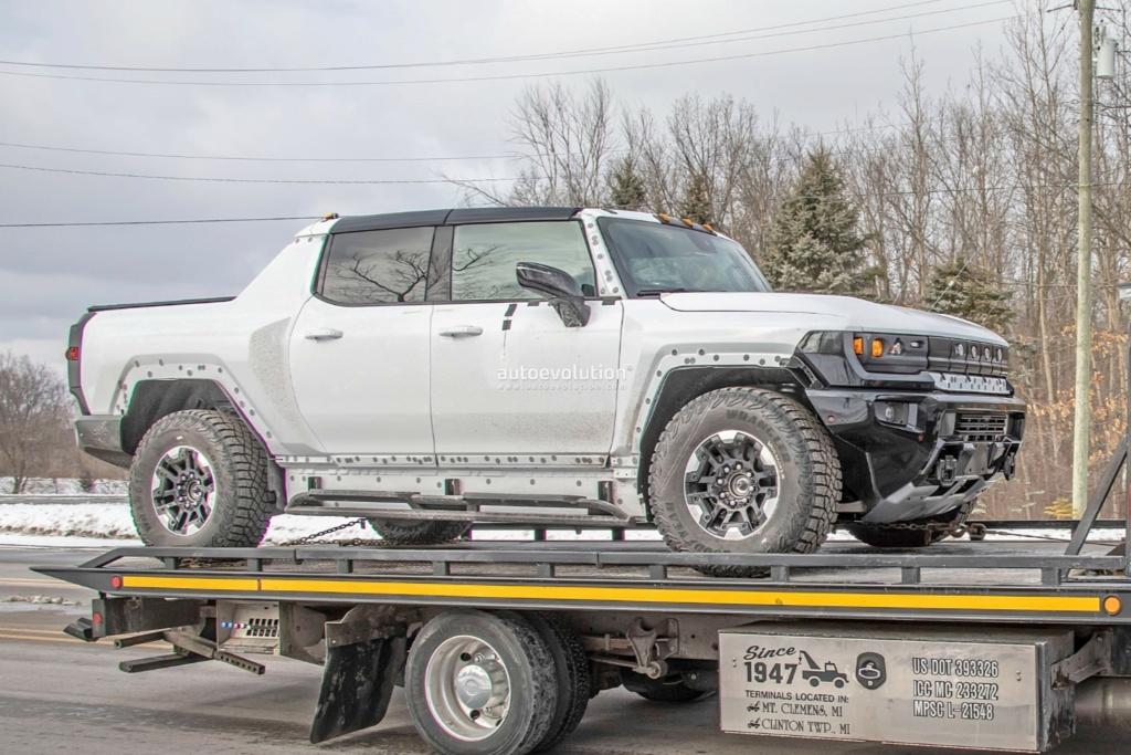 Voilà le nouveau Hummer est arrivé ; GM dévoile le Hummer EV en tant que `` premier supertruck au monde '' pour 112600 $ à partir de 2021 - Page 3 A1590c10