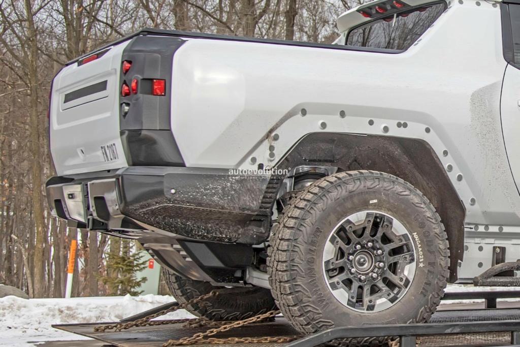 Voilà le nouveau Hummer est arrivé ; GM dévoile le Hummer EV en tant que `` premier supertruck au monde '' pour 112600 $ à partir de 2021 - Page 3 A7e63a10