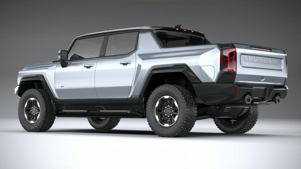 Voilà le nouveau Hummer est arrivé ; GM dévoile le Hummer EV en tant que `` premier supertruck au monde '' pour 112600 $ à partir de 2021 - Page 2 A9e11410