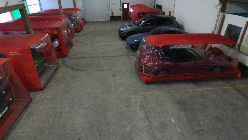 Votre Porsche pendant le confinement Bebop212