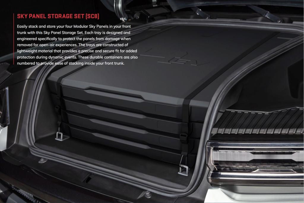 Voilà le nouveau Hummer est arrivé ; GM dévoile le Hummer EV en tant que `` premier supertruck au monde '' pour 112600 $ à partir de 2021 - Page 8 Captur14