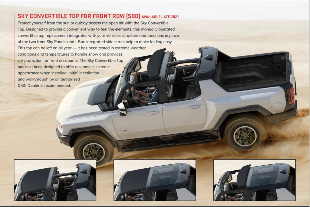 Voilà le nouveau Hummer est arrivé ; GM dévoile le Hummer EV en tant que `` premier supertruck au monde '' pour 112600 $ à partir de 2021 - Page 8 Captur15