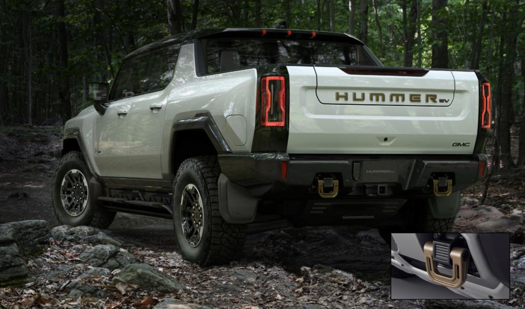 Voilà le nouveau Hummer est arrivé ; GM dévoile le Hummer EV en tant que `` premier supertruck au monde '' pour 112600 $ à partir de 2021 - Page 8 Captur16