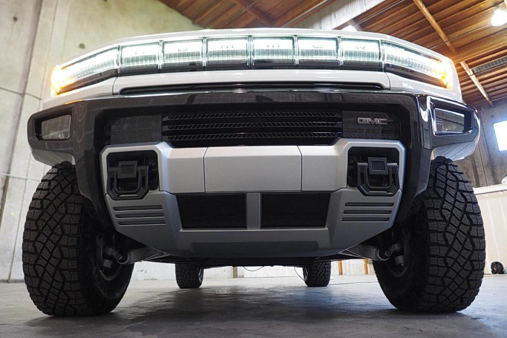 Voilà le nouveau Hummer est arrivé ; GM dévoile le Hummer EV en tant que `` premier supertruck au monde '' pour 112600 $ à partir de 2021 - Page 2 E6190110