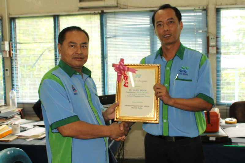 Majlis Persaraan En. Guati Sator Img_3410