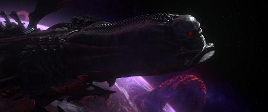 Albator, corsaire de l'espace [ J-movie - animation / space opera ] Albato13