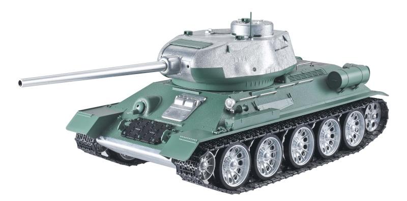 Taigen Announces metal T-34/85 tank! 110