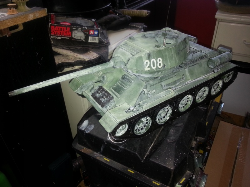 Strato's HL T-34/85 20140212