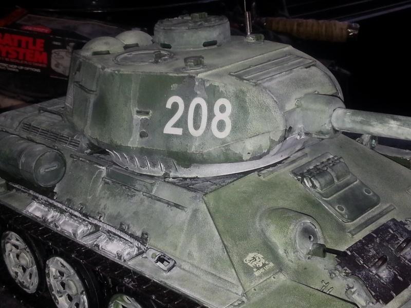 Strato's HL T-34/85 20140213