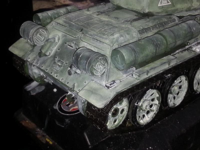 Strato's HL T-34/85 20140214