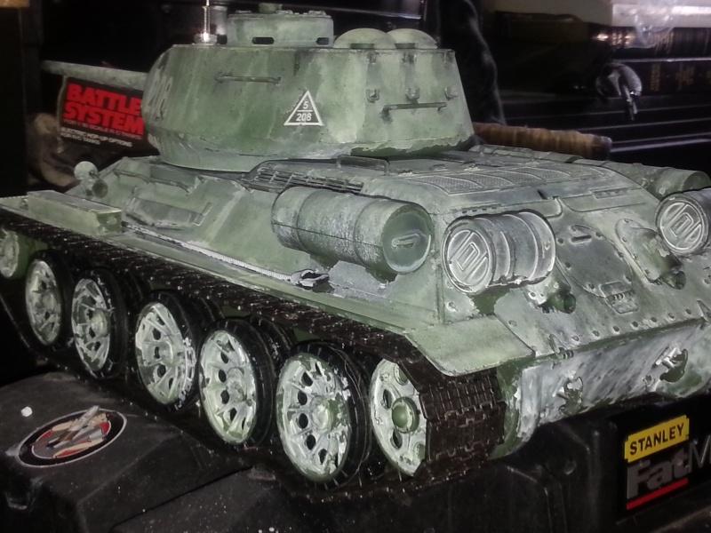 Strato's HL T-34/85 20140215