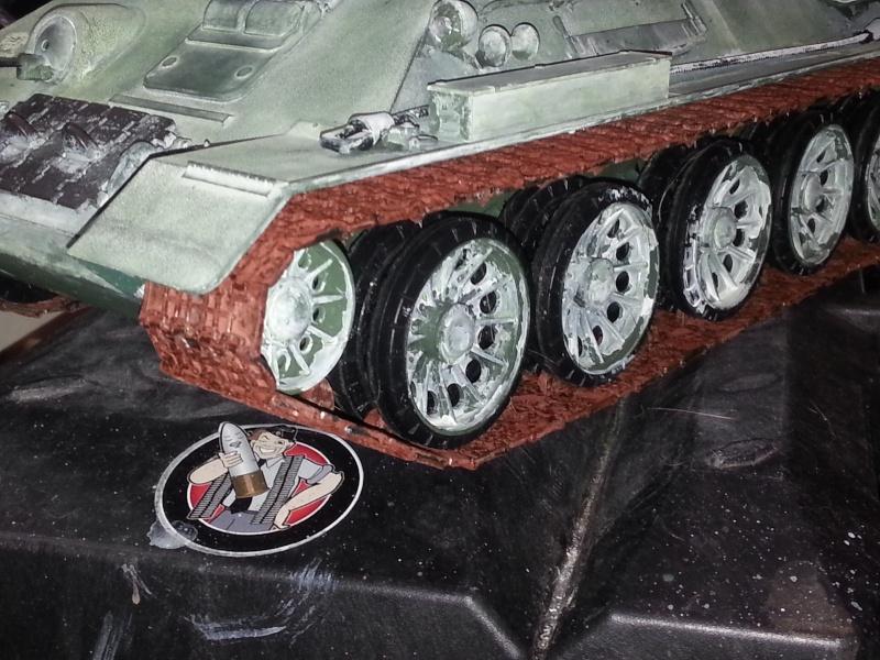 Strato's HL T-34/85 20140219