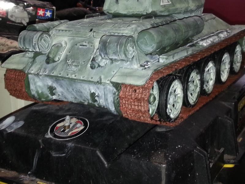 Strato's HL T-34/85 20140220