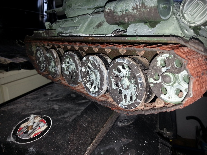 Strato's HL T-34/85 20140221