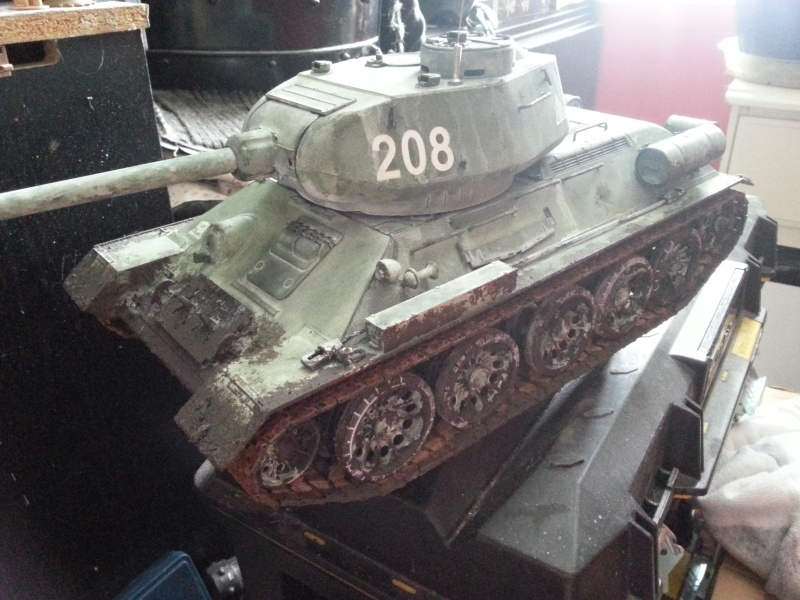 Strato's HL T-34/85 20140311