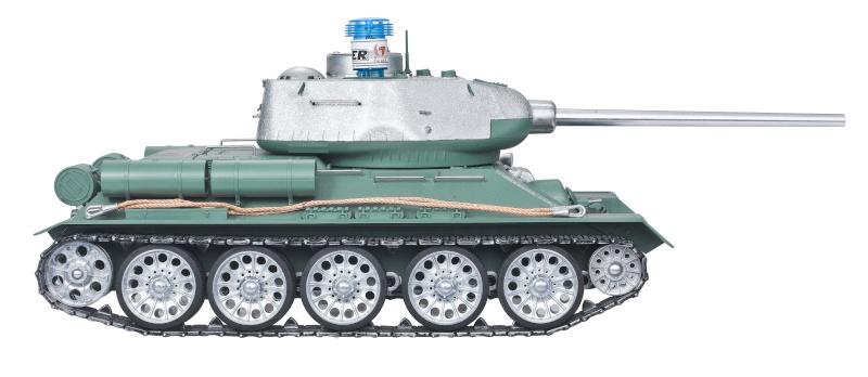 Taigen Announces metal T-34/85 tank! 310