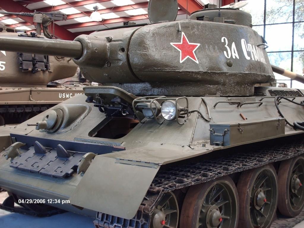 Taigen Announces metal T-34/85 tank! Hpim0410