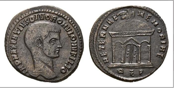 Les monnaies de Consécration de Barzus - Page 8 Divus_16