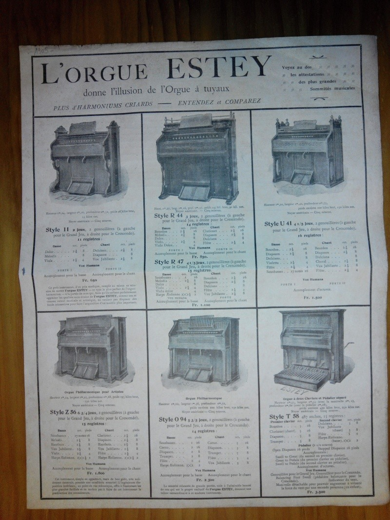 Les Catalogues des différentes manufactures - Page 2 Prospe12