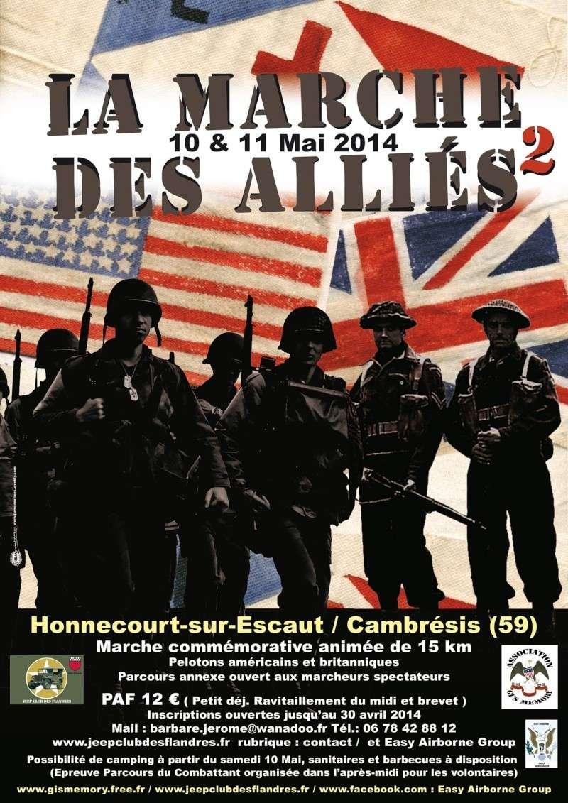 Marche des alliès N2 10et 11 mai 2014 15075210
